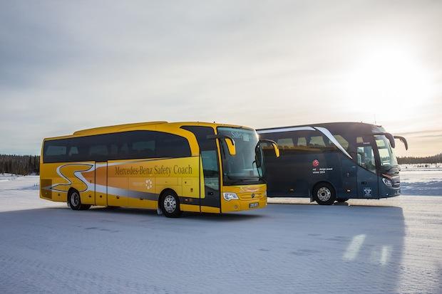 Photo of Daimler Buses baut Führungsrolle in schwierigem Umfeld weiter aus