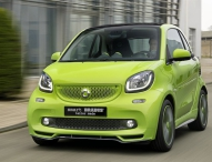 smart BRABUS tailor made für die neue smart Generation