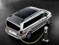 Mercedes-Benz Concept V-ision e – mehr Performance bei weniger CO2