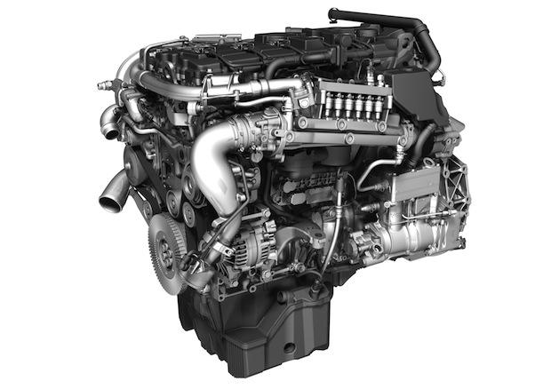 Bild von Umweltfreundlicher Gasmotor erweitert Euro VI -Motorenfamilie