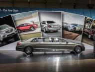 Mercedes-Benz Cars auf dem Genfer Auto Salon 2015