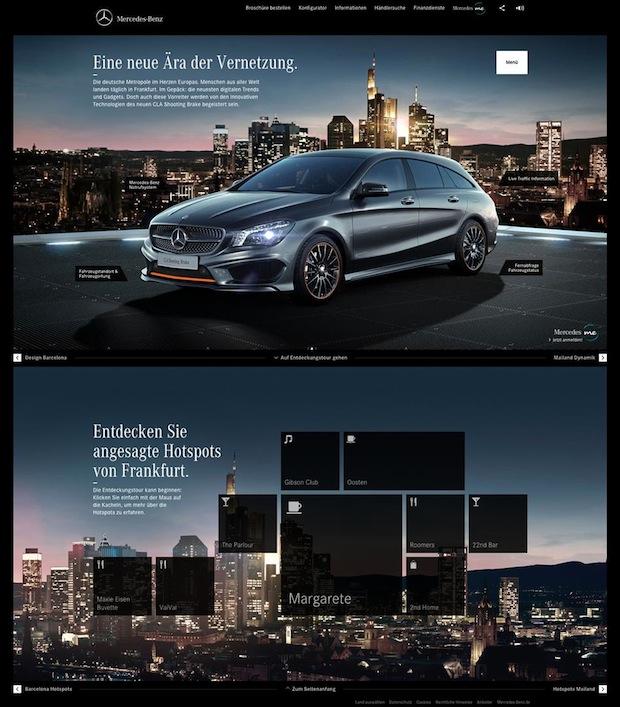 Photo of Markteinführungskampagne für den neuen Mercedes-Benz CLA Shooting Brake