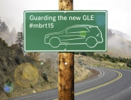 Mit dem neuen Mercedes-Benz GLE von Tuscaloosa zur Weltpremiere nach New York