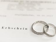 Tod eines Ehepartners: Erste Schritte für Hinterbliebene