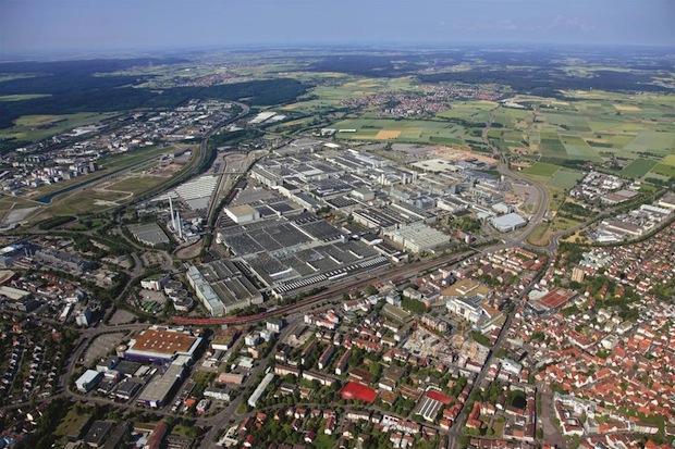 Photo of Mercedes-Benz Standort Sindelfingen feiert 100-jähriges Jubiläum