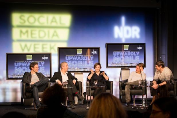 "Quellenangabe: ""obs/Social Media Week/Xenia Zarafu"""