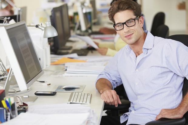 Bild von Gesundheit am Arbeitsplatz als Berufung