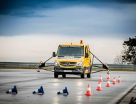 Mercedes-Benz Transporter Training on Tour 2015 startet im Mai