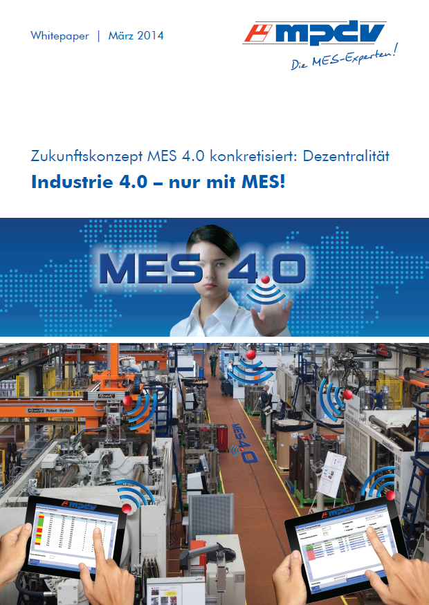 Photo of Industrie 4.0 – nur mit MES!