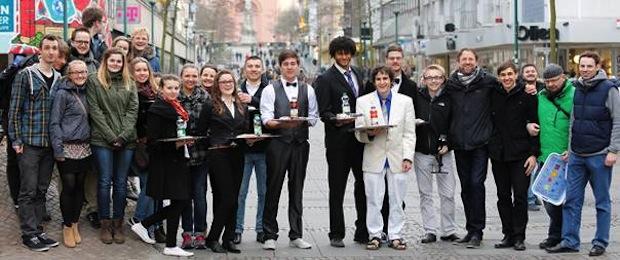 Photo of Global Youth Day 2015 bricht neue Rekorde