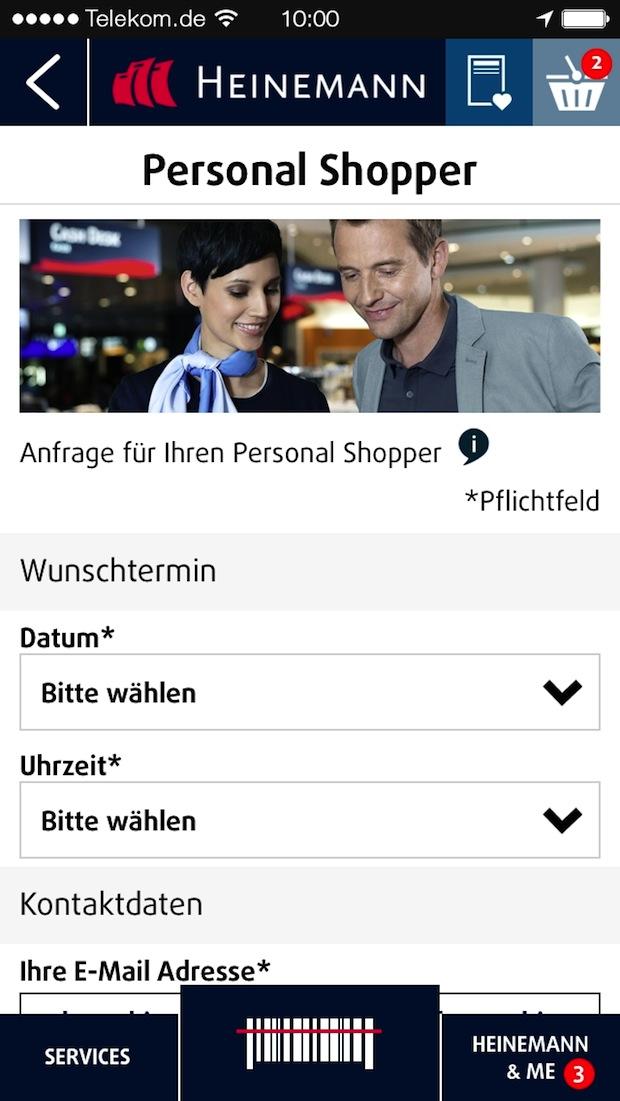 Photo of Besser App-heben mit Heinemann: neue App für mehr Komfort im Duty Free Shopping