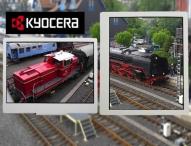 Kyocera stellt kleinformatige Displays vor