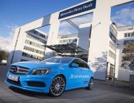 Mercedes-Benz Bank fährt auf Wachstumskurs