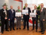 Innovation Award für herausragende Abschlussarbeiten