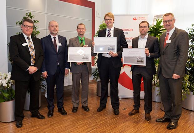 Bild von Innovation Award für herausragende Abschlussarbeiten