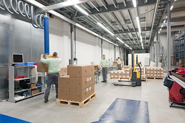 Photo of Aus der Logistiksparte der Pharmaserv wird Pharmaserv Logistics