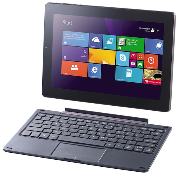 Photo of Neues Touchlet 10,1″-Tablet-PC XWi.10.twin
