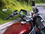 Neue Navigationsgeräte für  Motorradtour bis Geocaching