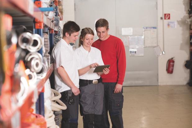 Technischer Handel: Profis als Dienstleister für Profis. Foto: HS/VTH/spp-o