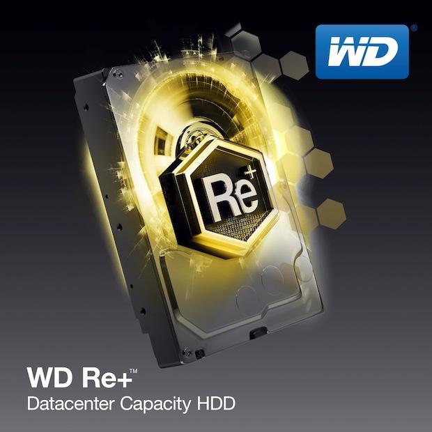 Bild von WD stellt energieeffiziente 3,5-Zoll-Hochleistungs-Festplatten für moderne Rechenzentren vor