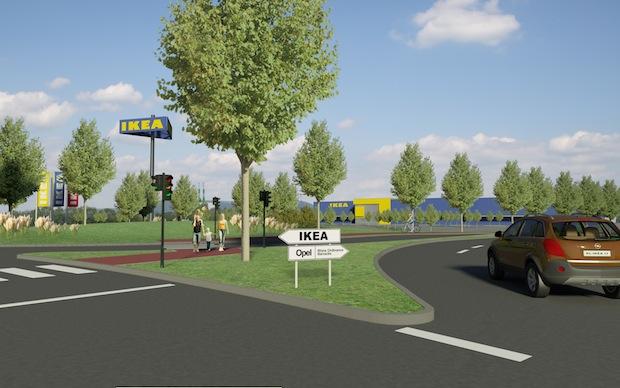 Photo of IKEA Kaiserslautern feiert Richtfest
