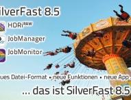 SilverFast 8.5 erstmalig auf CeBIT vorgestellt