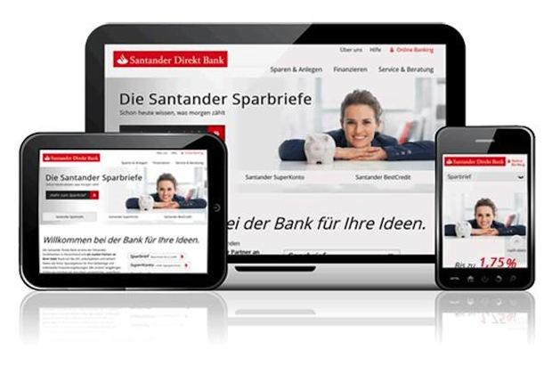 Photo of Neue Santander Direkt Bank für den deutschen Online Markt