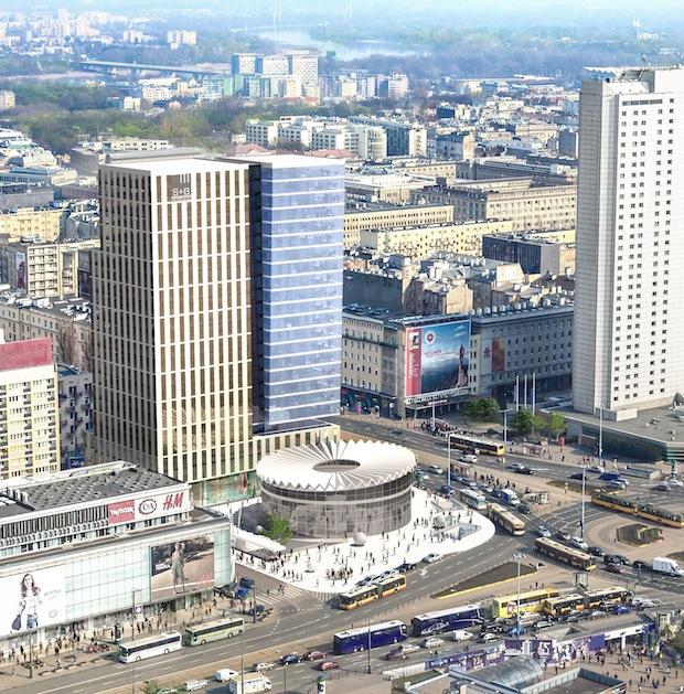 Bild von Commerz Real erwirbt dritte Liegenschaft für hausInvest in Warschau