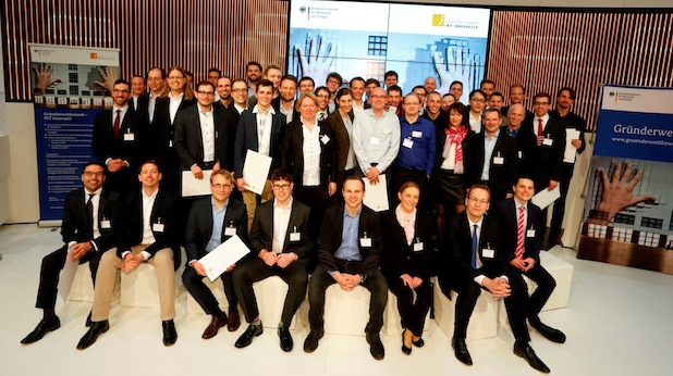 Quelle: obs/Gründerwettbewerb - IKT Innovativ/BMWi / Wolfgang Borrs