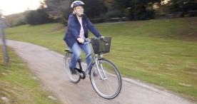 Frühjahrscheck im Fahrradschuppen