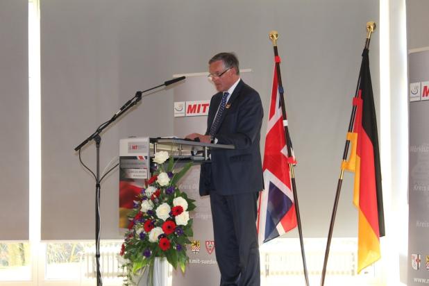 IHK Siegen-Olpe: Präsident Felix G. Hensel.