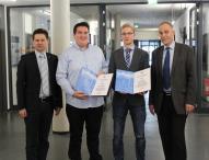 Aggerverband Förderpreisverleihung am Campus Gummersbach