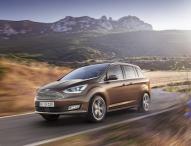 Verkaufsstart für die neue Ford C-MAX-Baureihe
