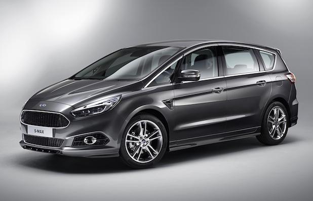 Bild von Verkaufsstart für den neuen Ford S-MAX