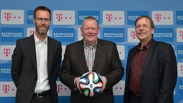 Bild von Deutsche Telekom und BFV gehen zukünftig Hand in Hand