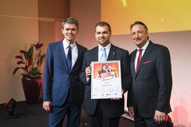 Photo of Benedikt Rudolph ist Deutschlands bester Nachwuchs-Hotelier