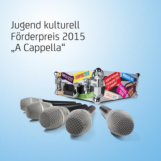 Bild von HypoVereinsbank sucht Vokalensembles mit frischem Sound