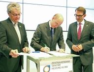 Zukunft ERDGAS und ZVSHK schließen Zukunftspartnerschaft