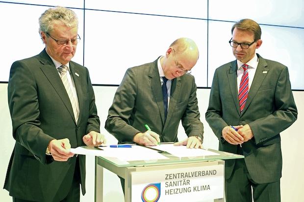 Photo of Zukunft ERDGAS und ZVSHK schließen Zukunftspartnerschaft