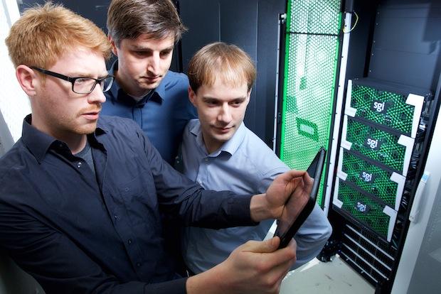 Bild von Unternehmen können effizientestes IT-System ermitteln