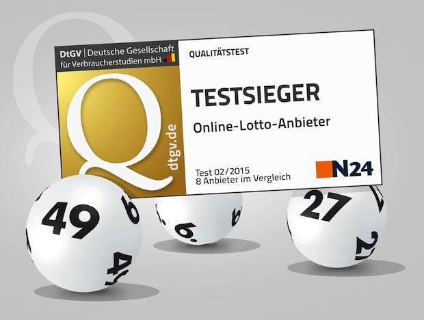 Bild von Lottohelden.de ist Testsieger im Bereich Online-Lotto