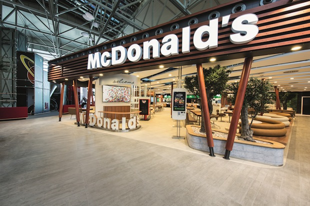 Photo of McDonald's präsentiert Restaurant der Zukunft