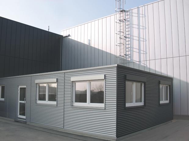 Bild von Heinkel Modulbau liefert neues Modulgebäude