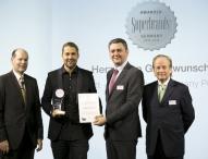 Superbrands Germany Gala mit Auszeichnung von David Garrett