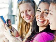 Jung und mobil