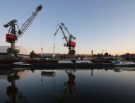 Rekordjahr für die bayerischen Donauhäfen