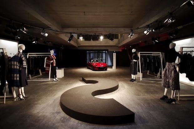 Bild von Mazda im Rampenlicht der Milan Design Week