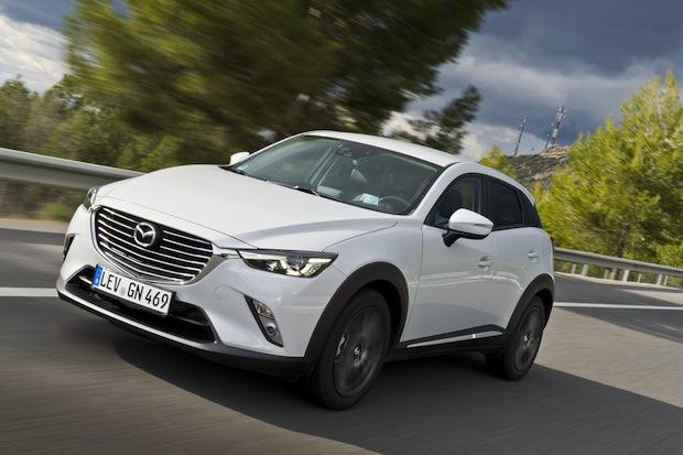 Photo of Mazda CX-3 zu Preisen ab 17.990 Euro bestellbar