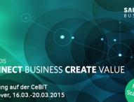 CeBIT 2015: Potenziale der Digitalisierung entdecken