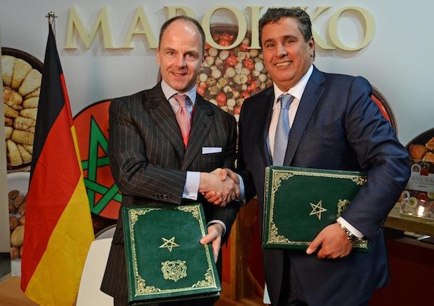 Bild von Grüne Woche 2016: Marokko wird erstes außereuropäisches Partnerland